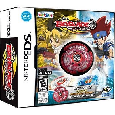 Beyblade DS Launch Trailer