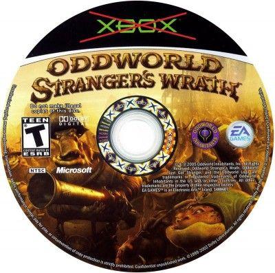 Oddworld: Stranger's Wrath HD Announced