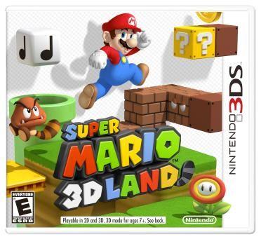 Super Mario 3D Land – Reveal Trailer