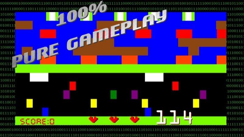 Viggo Plays Indie Games – Retro-cade: Data Stream Y2K600