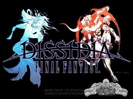 Dissidia Final Fantasy PSP Gameplay