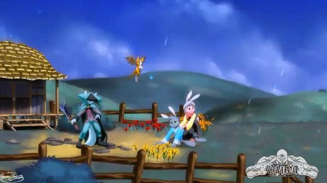 Dust: An Elysian Tail upcoming XNA Game Teaser Trailer