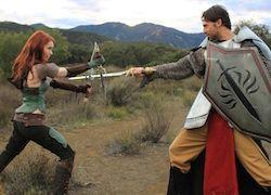Dragon Age: Redemption – Felicia Day Trailer