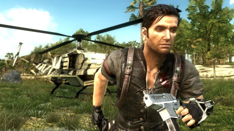 Just Cause 2 Multi-path Trailer