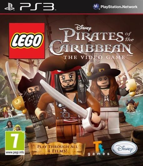 Preview: LEGO Pirates of the Caribbean