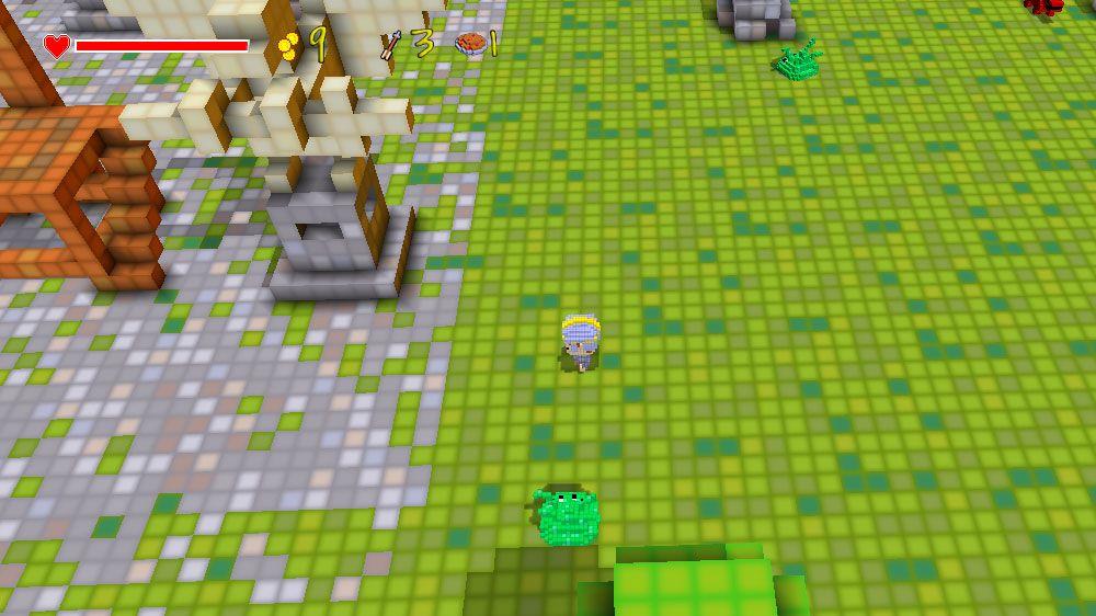 Viggo Plays Indie Games – Lootfest