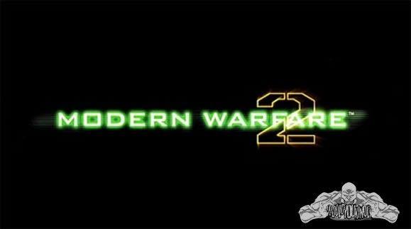 Modern Warfare 2 AC130 Multiplayer Vid