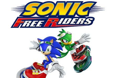 Sonic Free Riders – Multiplayer Trailer