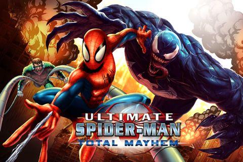 Spider-Man: Total Mayhem iPhone Trailer