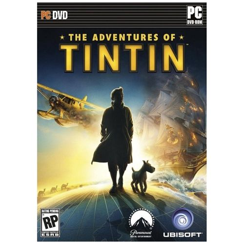 Gameplay of The Adventures of TinTin