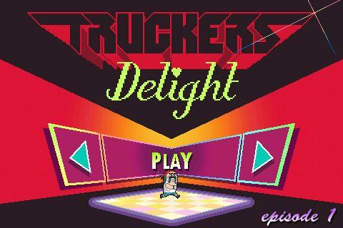 Truckers Delight: Episode 1 iPhone Trailer