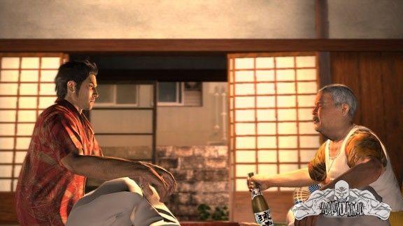 Yakuza 3 PS3 Theme