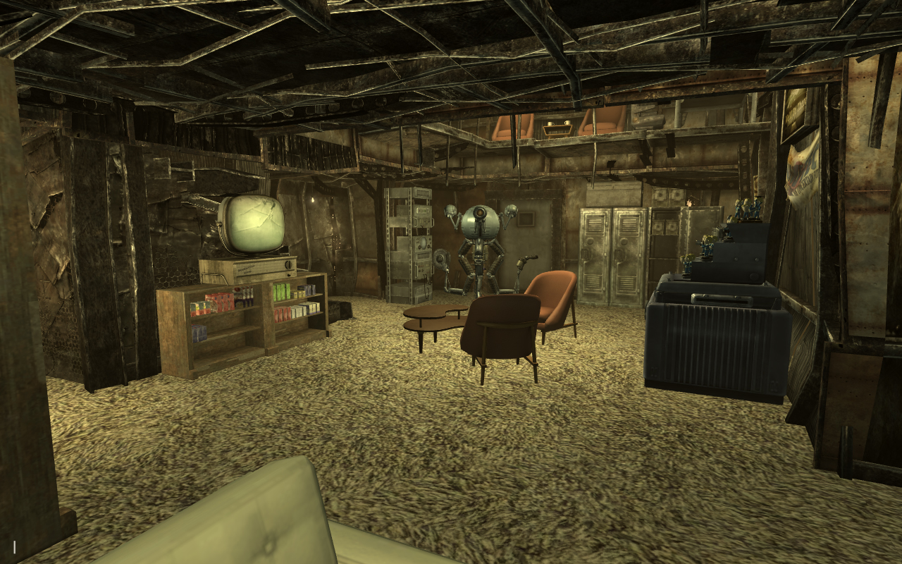 Model of house fallout 3