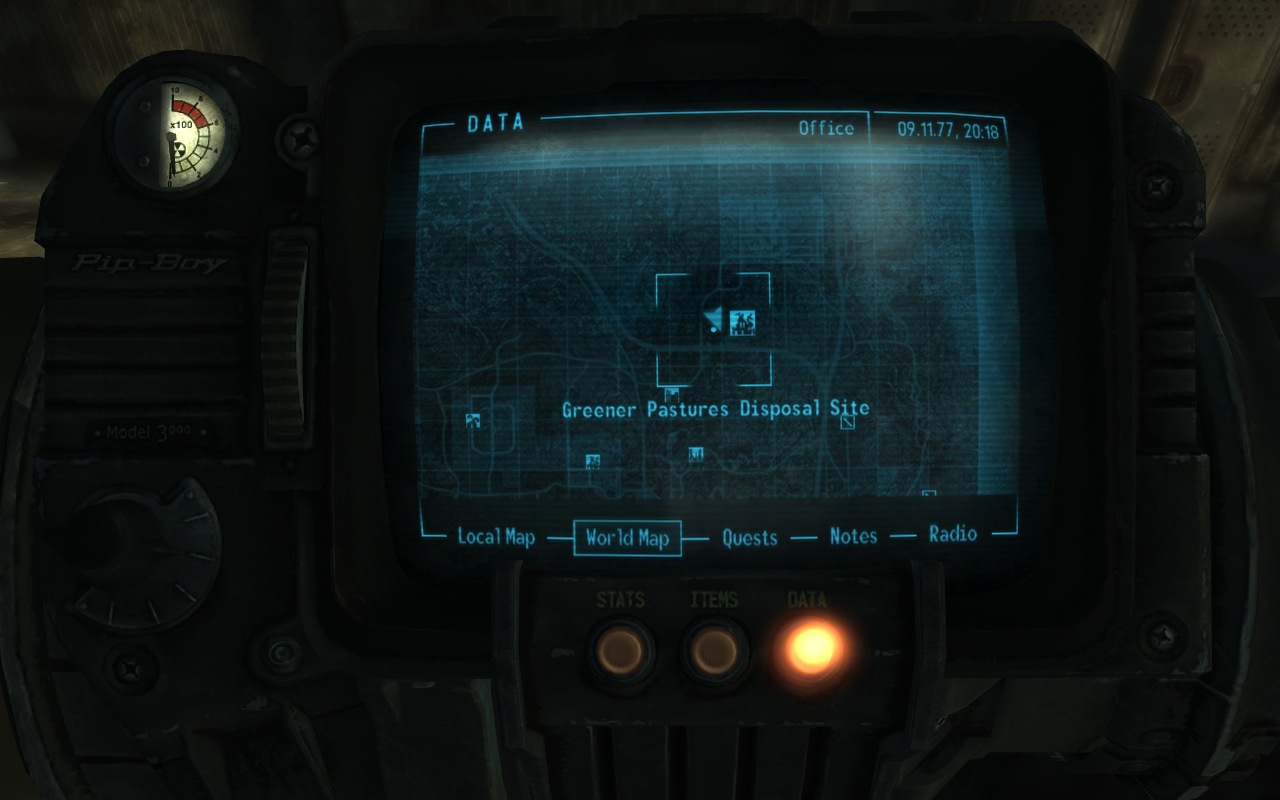 Old Olney - The Vault Fallout wiki - Fallout 4, Fallout: New Vegas ...